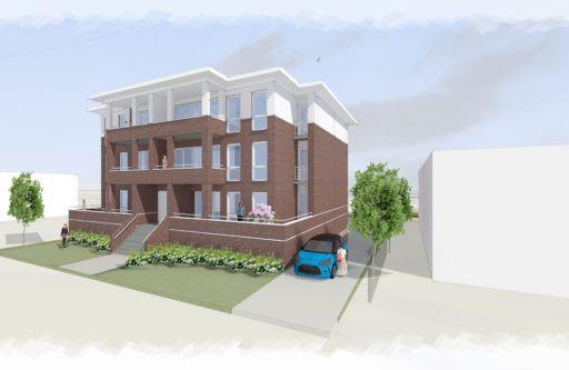 Appartementen Bunnik 3N30 architecten