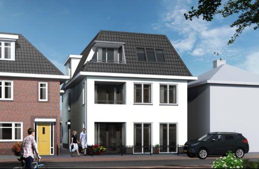 Appartementen Woudenberg 3N30 architecten
