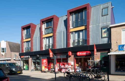 Appartementen Woudenberg Dorpsstraat 3N30 architecten