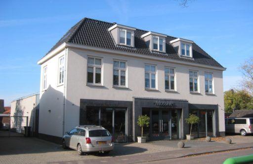 Fietsenwinkel - bovenwoning 3N30 architecten