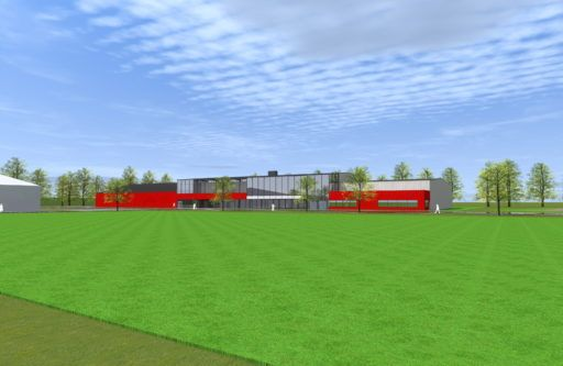 Sportcentrum - 3N30 architecten